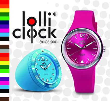 Lolliclock