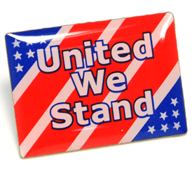 American Flag - United We Stand