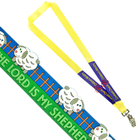 Lanyard - Soft Rubber 2D