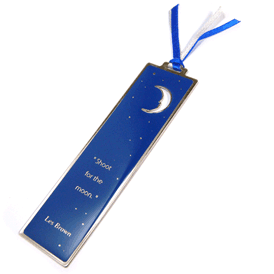 Bookmark - Etched with Soft Enamel Color