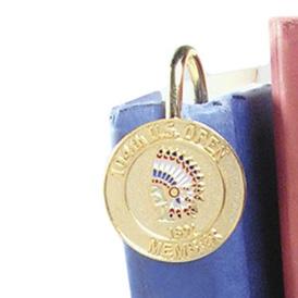 Bookmark - Hookmark with charm