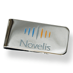 Money Clip - Etched