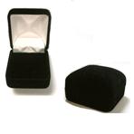 Velvet Jeweler's Box