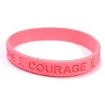 103 Awareness Wristband - Pink - STOCK SALE !