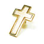 Religious - Cross - Gold - STOCK SALE !