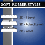 Soft Rubber Levels