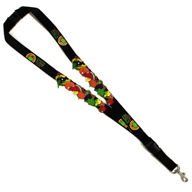 Lanyard - Soft Rubber 3D