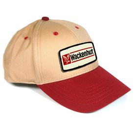 Two-Tone Twill Cap