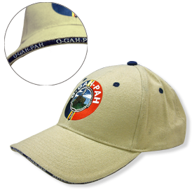 Twill Cap with Sandwich Visor