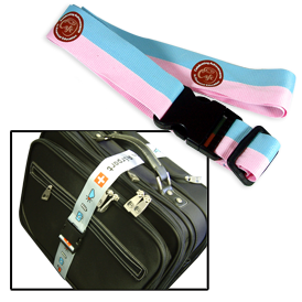 Luggage Strap Screened