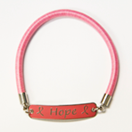 118 Awareness - Bracelet - Hope Promo Band -SALE !