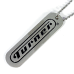 Die Struck Iron - Dog Tag