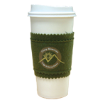 Cup Cozy Sleeve - Felt