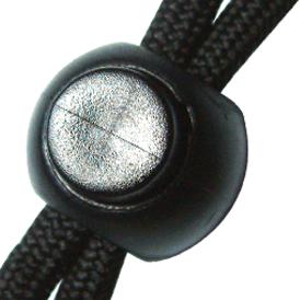 Black Plastic Adjuster