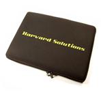 Laptop Sleeve - Flip and Zip - Neoprene