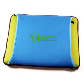 Laptop Sleeve - Two-Way Front Pocket - Neoprene