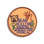 Embroidered Emblem 50%