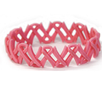 104 Awareness Wristband Ribbons Linked SALE !