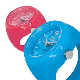 Lolliclock Ring Watch