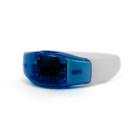 Sound Activated LED Wristbands