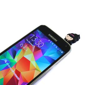 PVC Phone Charm