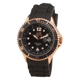Lolliclock Rose Gold