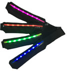 LED Fitness Waist Pouch