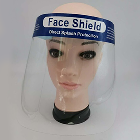 124. Face Shield, FDA Certified