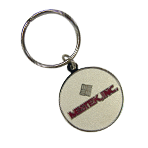 Key Tag - Soft Enamel - Die Struck Steel
